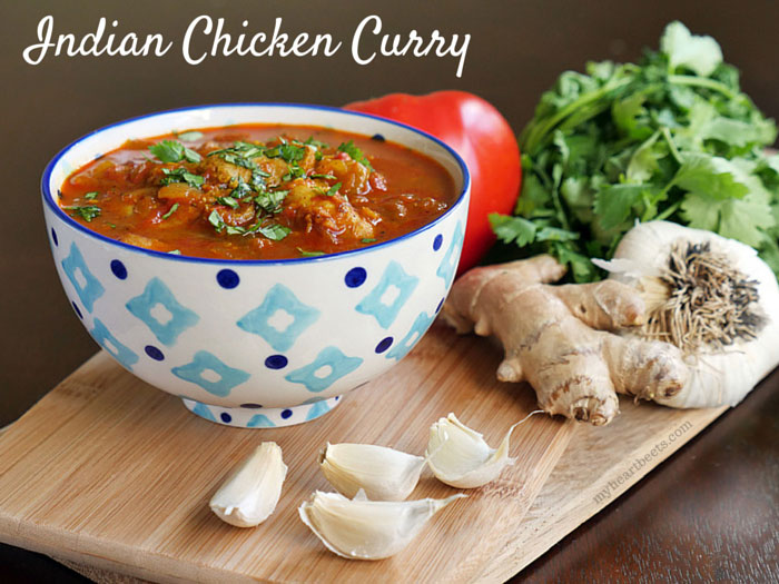 Chicken curry my heart beets indian chicken curry paleo forumfinder Images