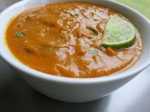 Thai Pumpkin Chicken Curry