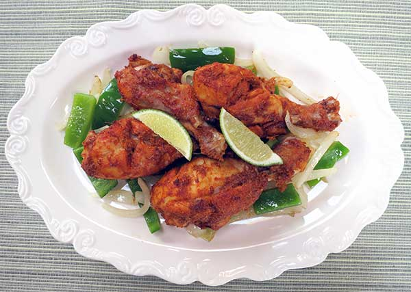 paleo tandoori chicken