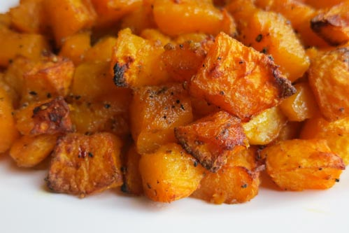How to make squash fries at home in oven butternut