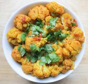 Masala Cauliflower