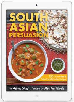 paleo indian food ebook by myheartbeets.com