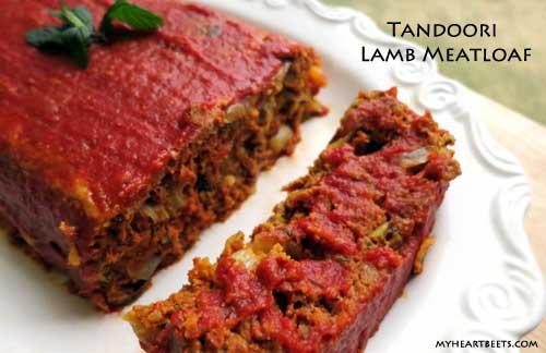 Tandoori Lamb Meatloaf