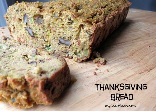 Thanksgiving Bread