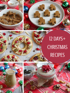 paleo christmas desserts round up! myheartbeets.com