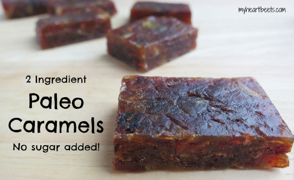 2-Ingredient Caramels