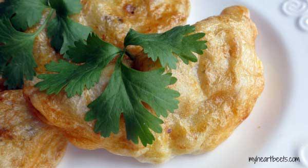 paleo empanada recipe by myheartbeets.com