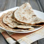 Paleo Roti! Nut-free and just 3 ingredients!! myheartbeets.com