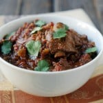Goat Curry - authentic Indian recipe by myheartbeets.com