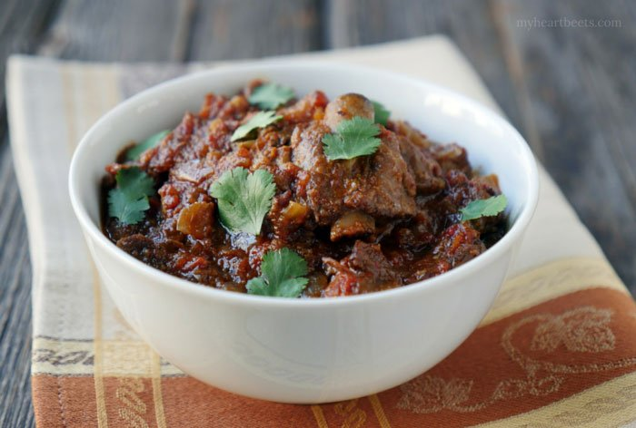 Slow cooker goat curry my heart beets slow cooker goat curry forumfinder Images
