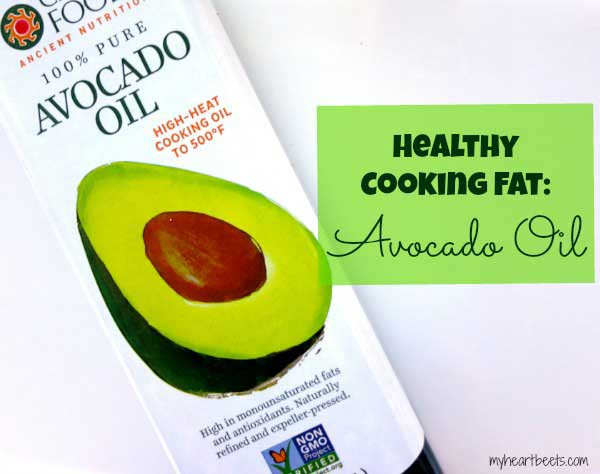 Healthy Cooking Fat: Avocado Oil