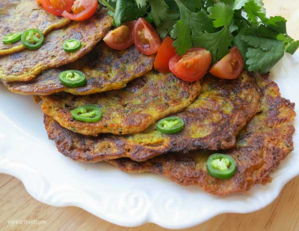 Savory Indian Pancake