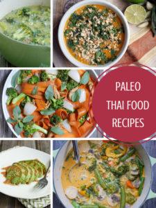 Paleo Thai Food Recipes - myheartbeets.com