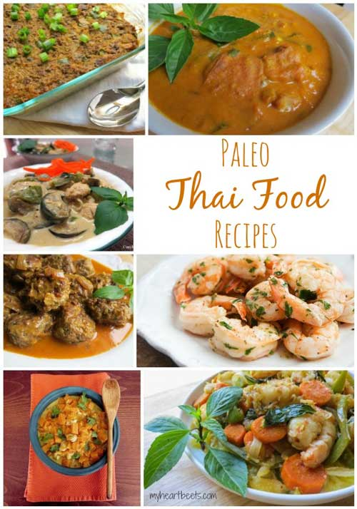Paleo thai food recipes my heart beets - Thailand cuisine recipes ...