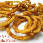 apple fries + spiralizer giveaway www.myheartbeets.com