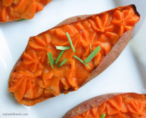 Thai Spiced Sweet Potatoes