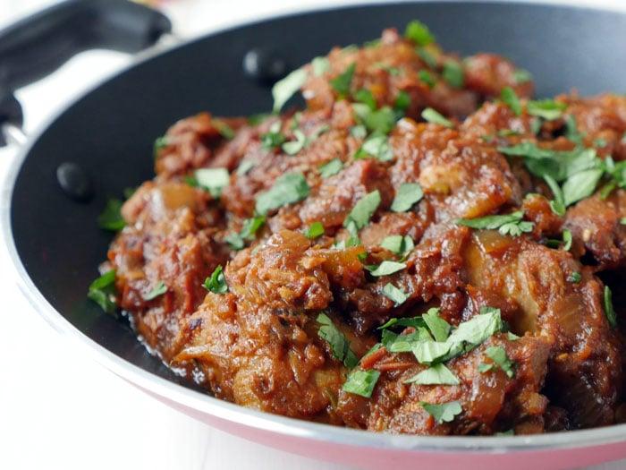 Kadai Chicken My Heart Beets