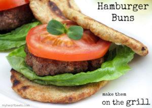 Paleo Hamburger Buns