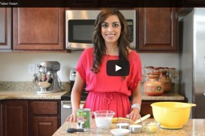 Here's a video that shows you how to make 3-ingredient Paleo Naan! A delicious flatbread that's gluten-free, dairy-free and egg-free! myheartbeets.com