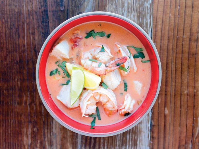 brazilian fish stew recipe on myheartbeets.com