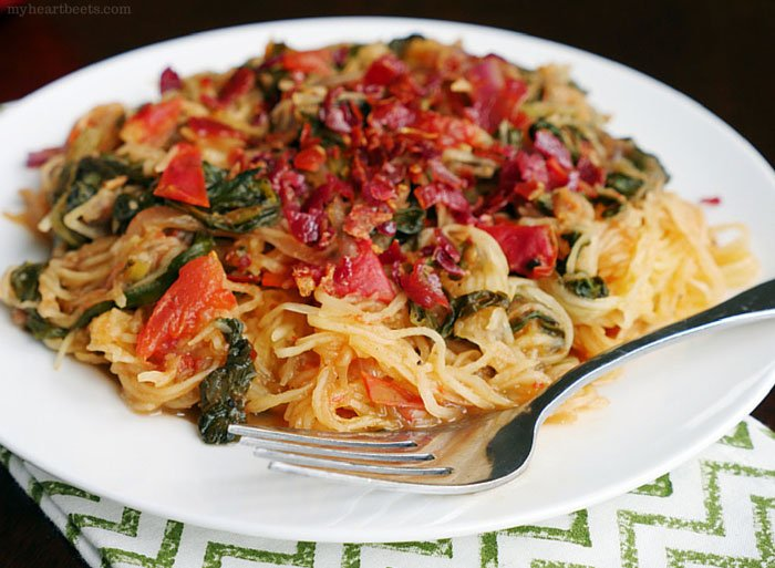 chard spaghetti author ashley thomas ingredients 1 medium spaghetti ...