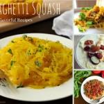 10 flavorful spaghetti squash recipes by myheartbeets.com