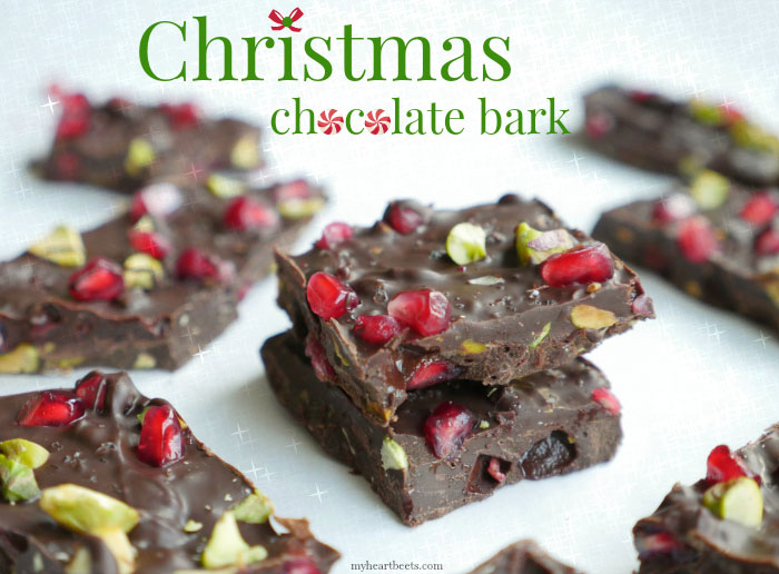 Christmas Chocolate Bark This Christmas Chocolate Bark