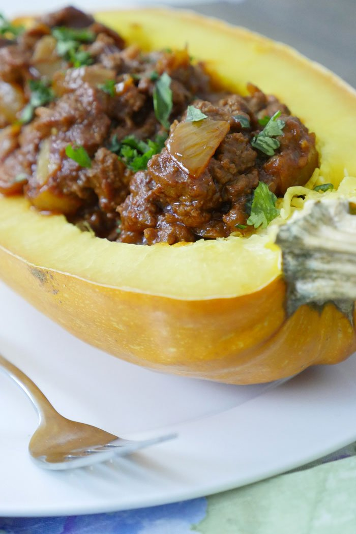 Sloppy Joe Boats by Ashley of MyHeartBeets.com