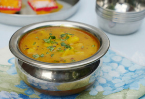 Aloo Curry (Indian Potato Soup)