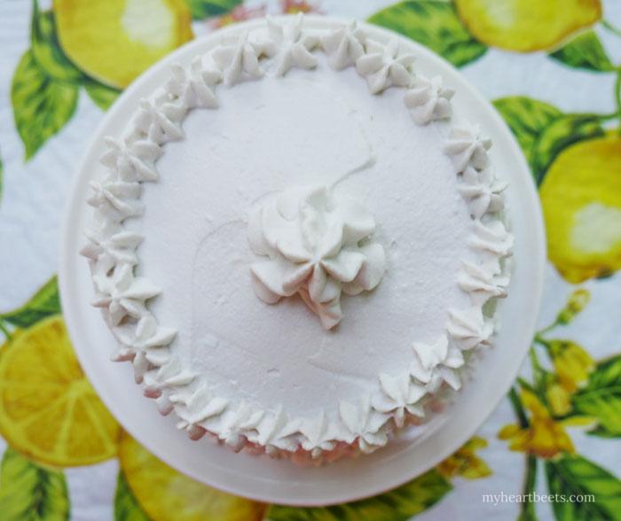 tutti frutti cake by myheartbeets.com