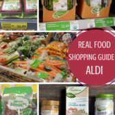 Real Food Shopping Guide to ALDI by myheartbeets.com