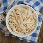 Instant Pot: Shredded Chicken