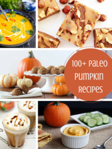 100+ Paleo Pumpkin Recipes on MyHeartBeets.com