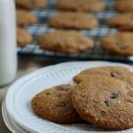 Paleo Oatmeal Cookies by MyHeartBeets.com