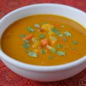 Mulligatawny Soup - paleo, no lentils, dary-free -- by Ashley of MyHeartBeets.com