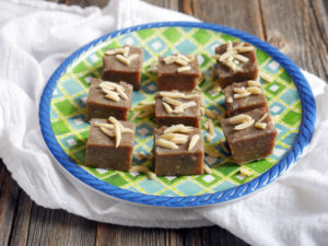 2-ingredient Banana Fudge