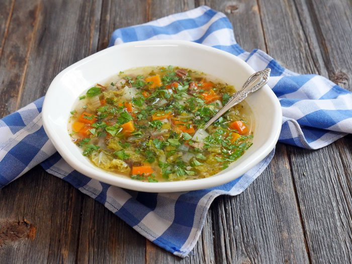 Easy ham vegetable soup recipes