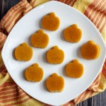 It's cold season! Make these concentrated golden milk gummies to help keep you healthy! Recipe by Ashley of MyHeartBeets.com