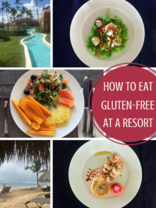 How to Eat Gluten-free at an All-Inclusive Resort by myheartbeets.com