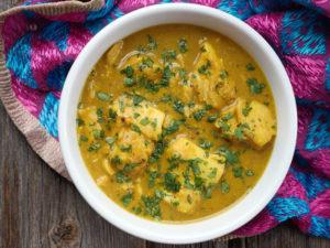 Tamarind & Coconut Fish Curry