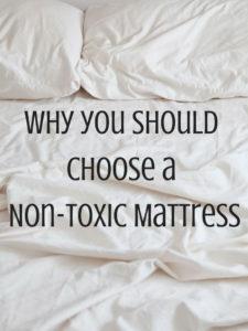 Why Choose a Non-Toxic Mattress