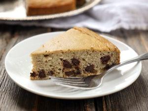 Easy Coconut Flour Birthday Cake