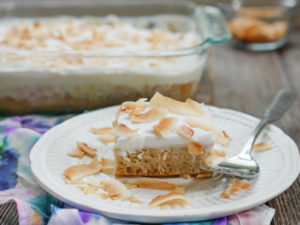 Coconut Tres Leches (Dairy-Free, Gluten-Free)
