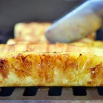 grilled pineapple - myheartbeets.com