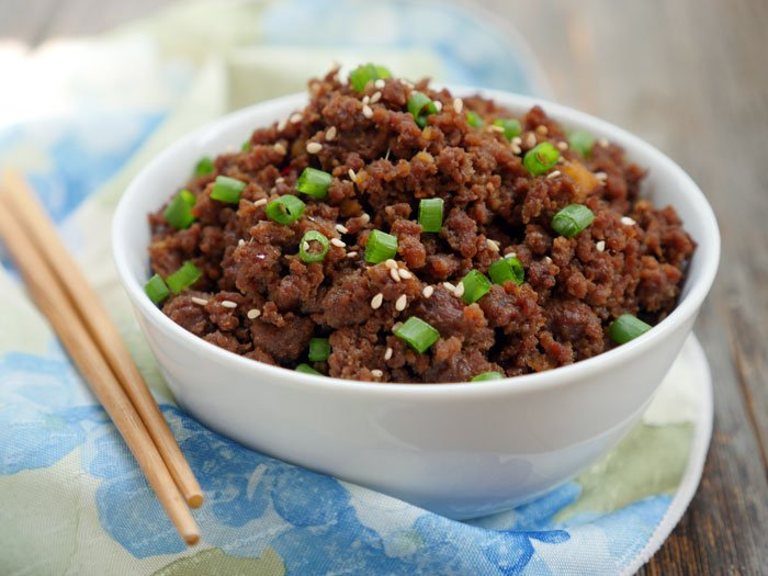 Instant pot ground beef bulgogi my heart beets instant pot ground beef bulgogi by ashley of myheartbeets forumfinder Images