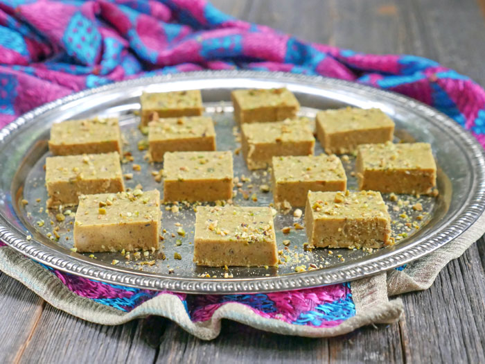 Paleo Lactation Mithai recipe by Ashley of MyHeartBeets.com