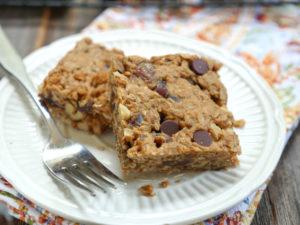 Gluten-free Lactation Bars