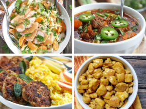 4 Quick and Easy Meals