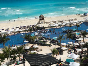 A Week at the Hard Rock Hotel in Cancun