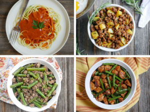 4 Simple and Flavorful Weeknight Meals